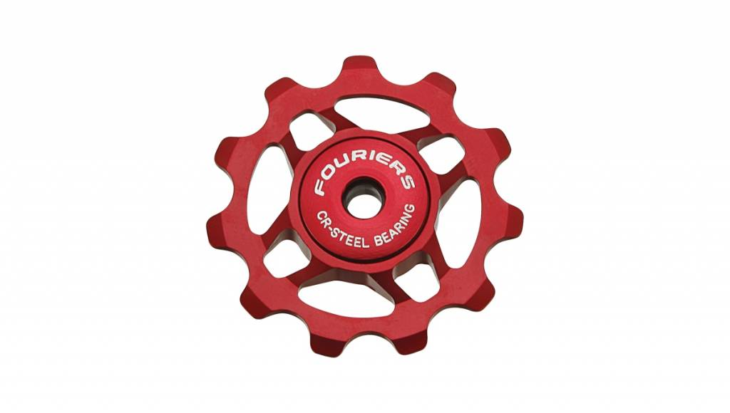 AC-DX001 Full cnc lightweight pulley