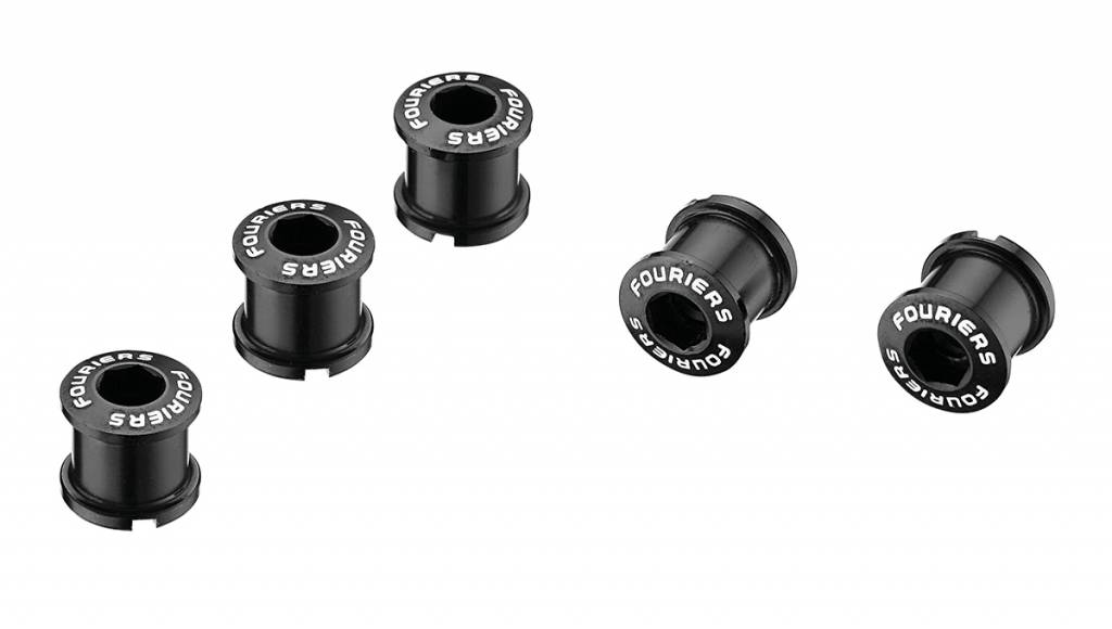 CNC chainring bolt