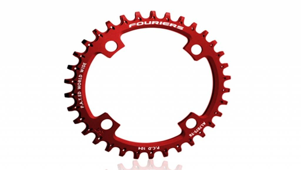 CR-DX003 Narrow wide chainring 104 BCD