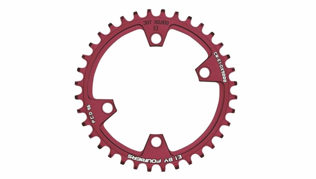 CR-E1-DX9000-401 Narrow wide chainring XTR
