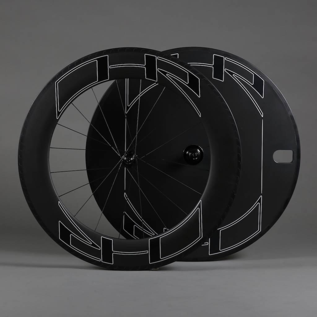 R8.9 | Full carbon wielset F88/R DISC v. velgremmen