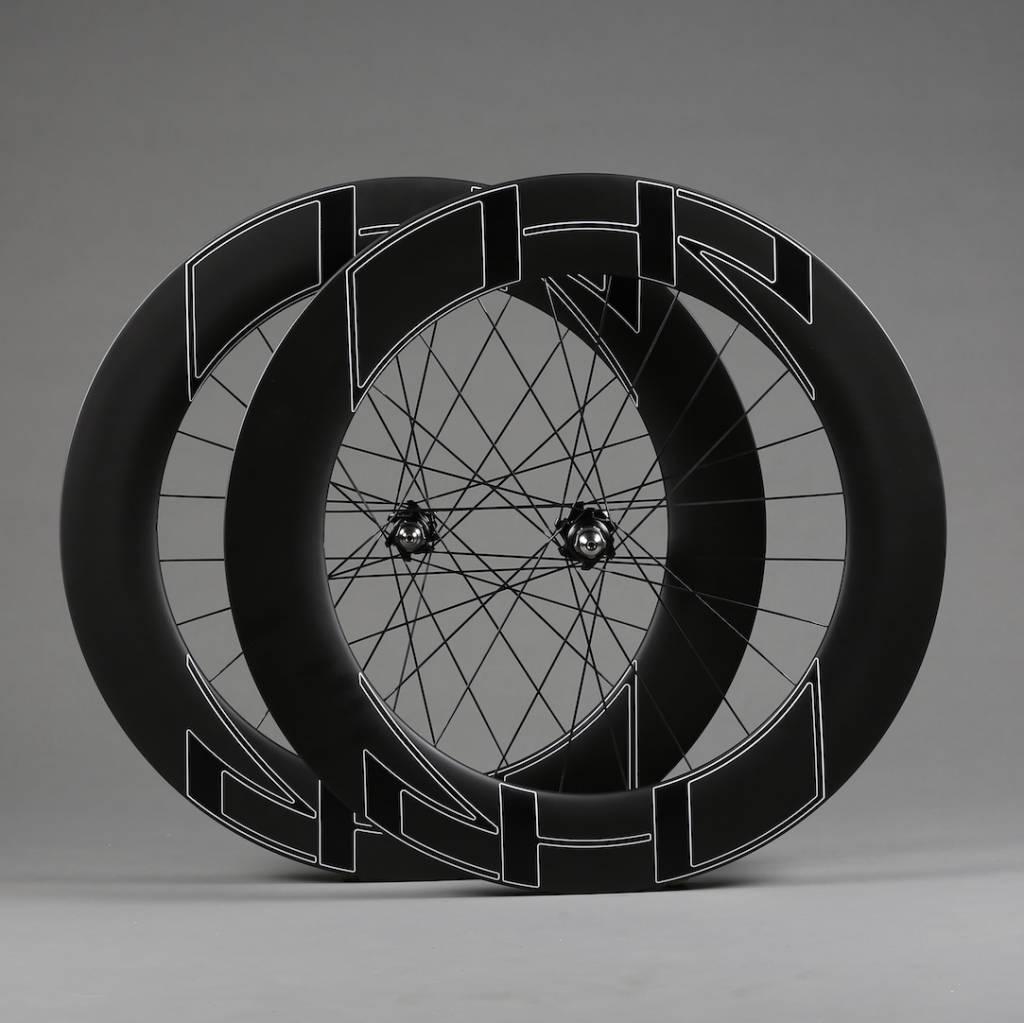 S8C track, carbon