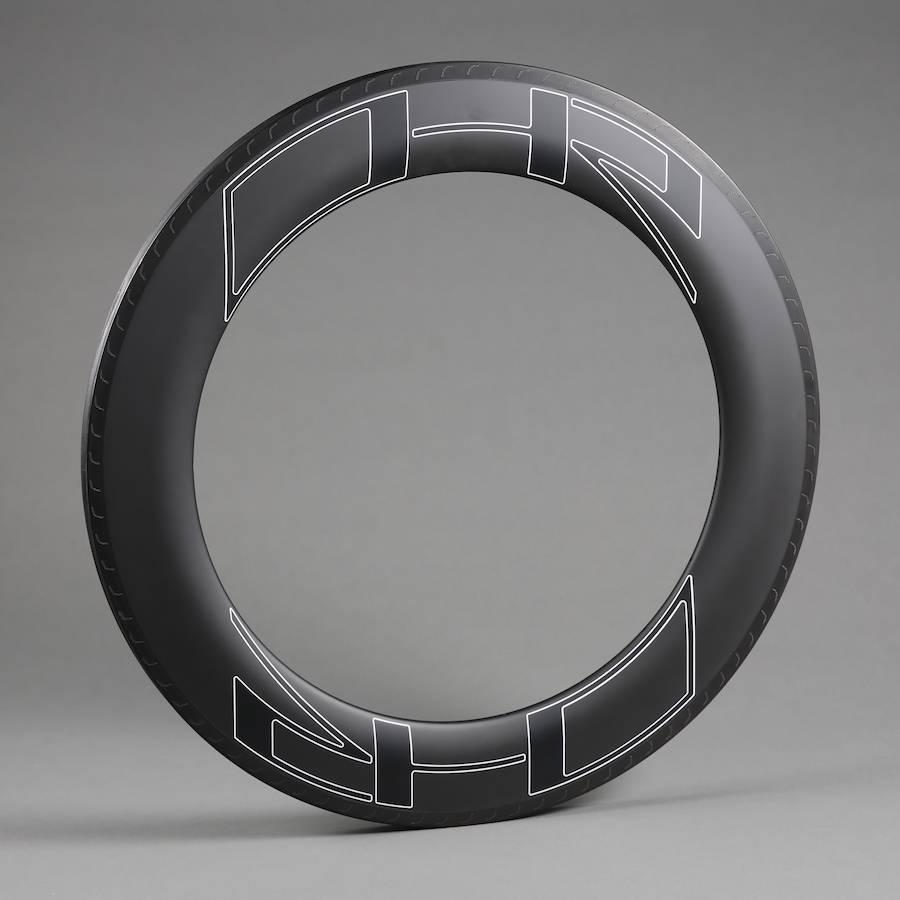 R8T rim UD carbon, CPS nipple