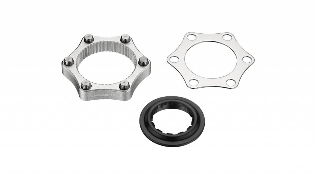 AC-S004 SHIMANO center-lock disc hub adapter.