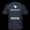 Pilot Casual T-shirt Navy