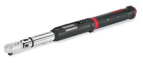 "Electronic Flex-Head TechAngle® 3/8"" Drive Torque Wrench (5-100 ft-lb)"