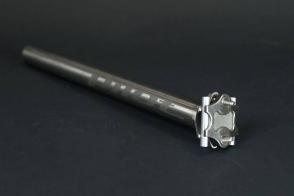 titanium zadelpen