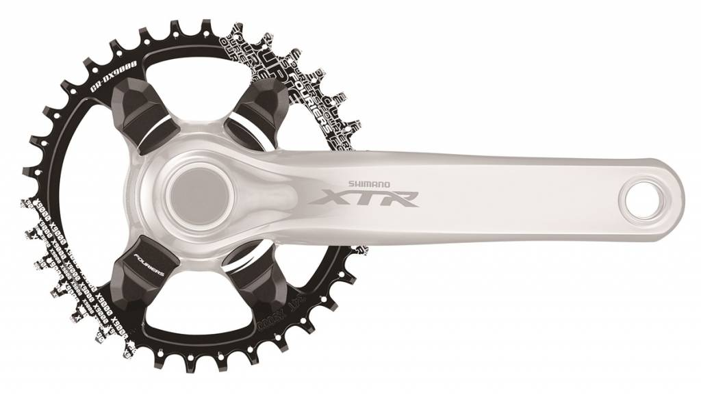 CR-DX9000 Narrow wide chainring for Shimano M9000