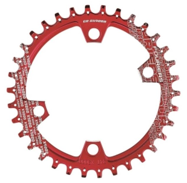 CR-DX8000 Narrow wide chainring for Shmano XT M8000