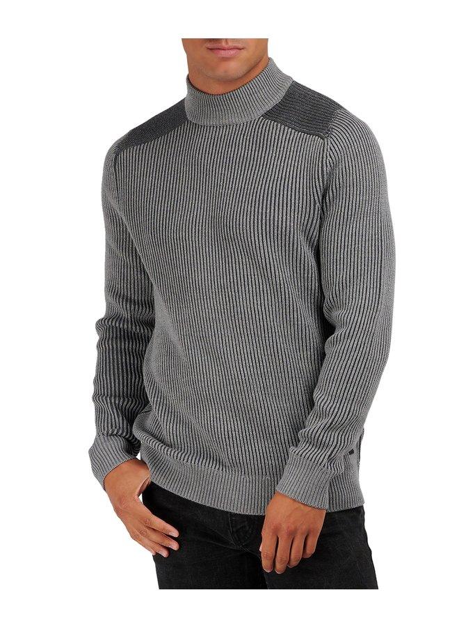 Kalipa knit medium grey
