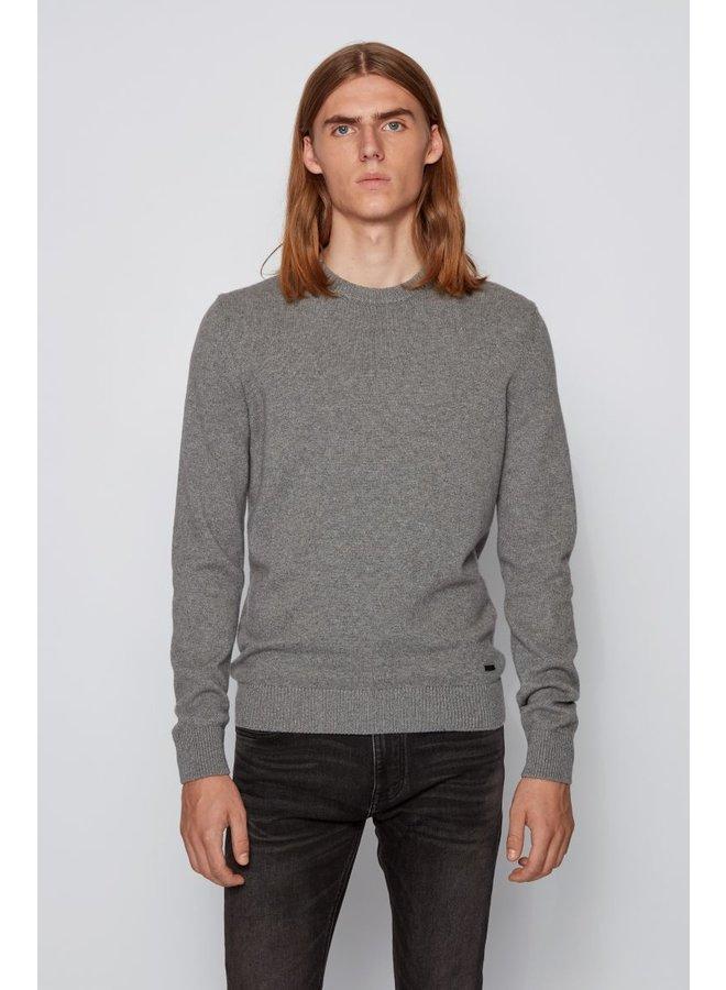 Kontreal knit medium grey