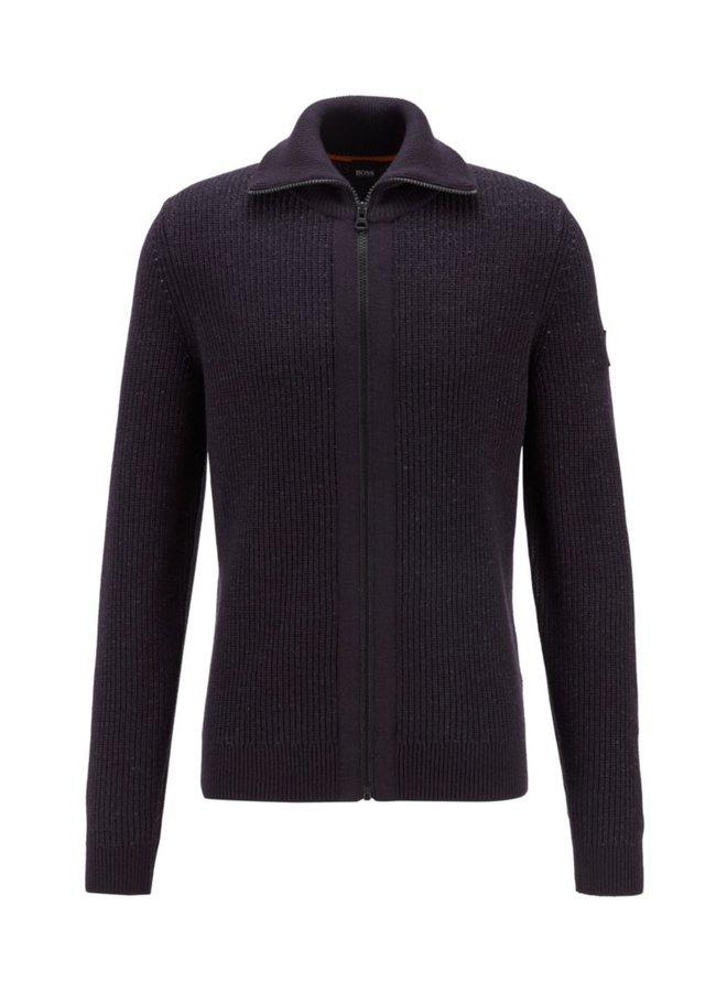 Kelbow vest dark blue