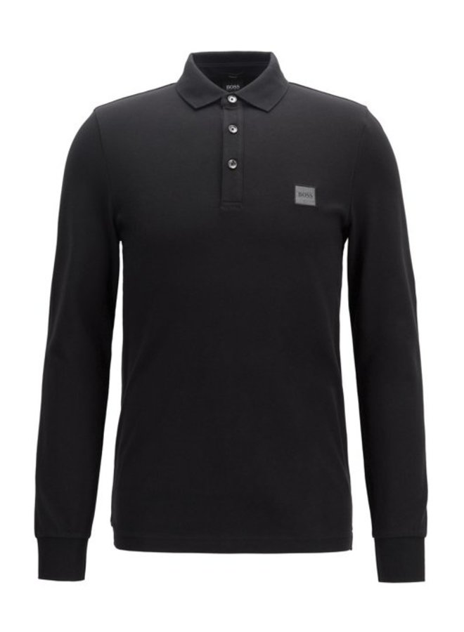 Passerby polo black