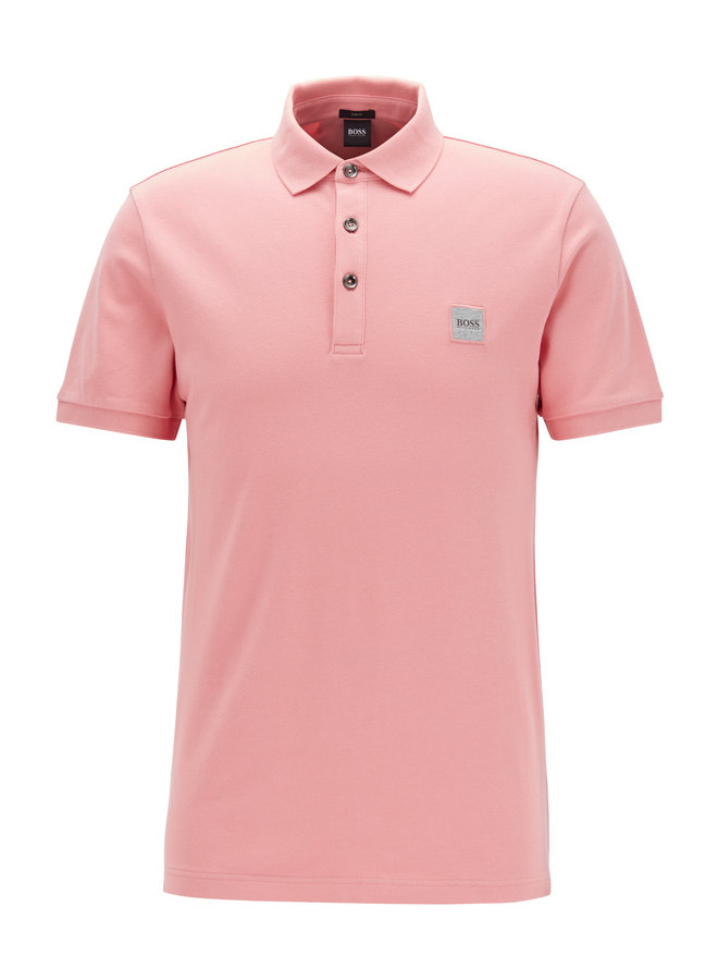 Passenger polo medium pink