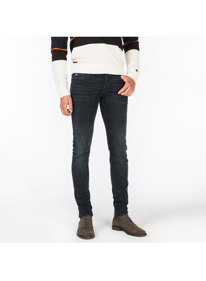 Riser slim fit jeans rock blue soft RSL