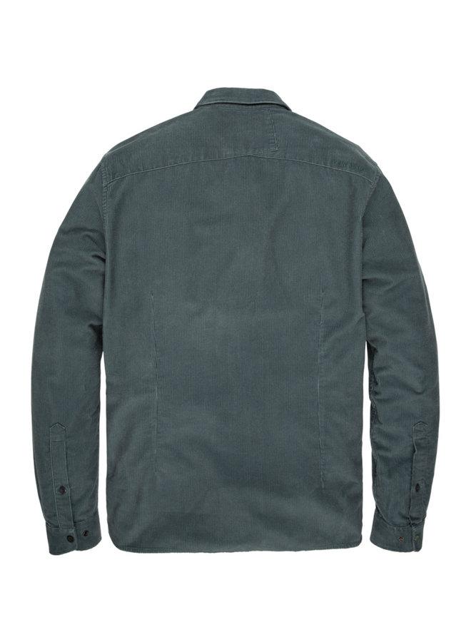 Long sleeve shirt ctn wavy corduro green gables