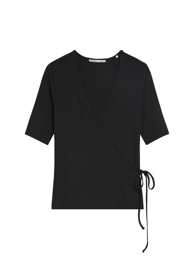 T-shirt grace black