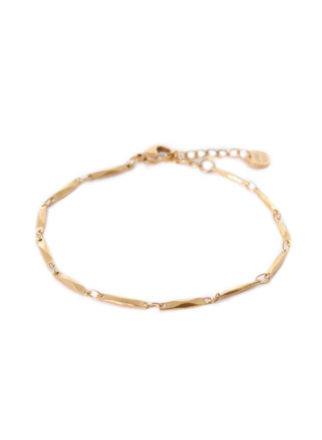 Beam Bracelet Gold