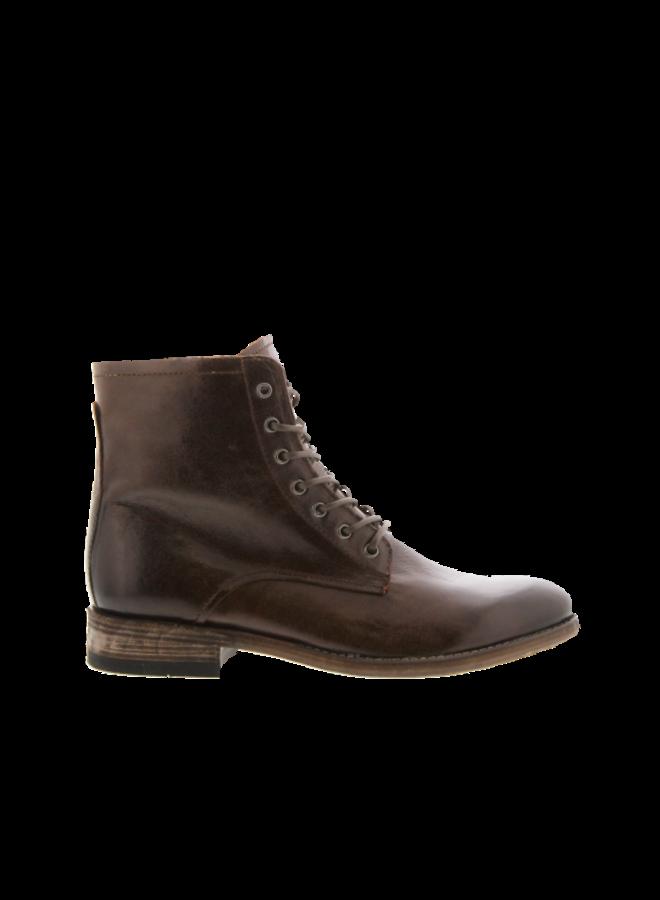 Shoe Mogano classic lase up boot