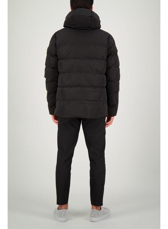 Robin jacket true black