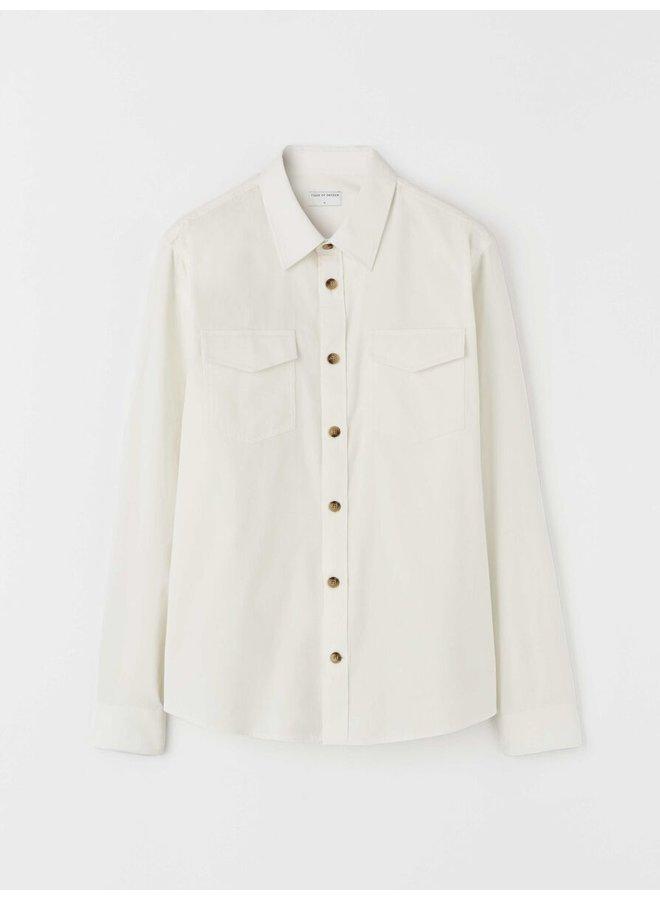 Arnou Shirt Pure White
