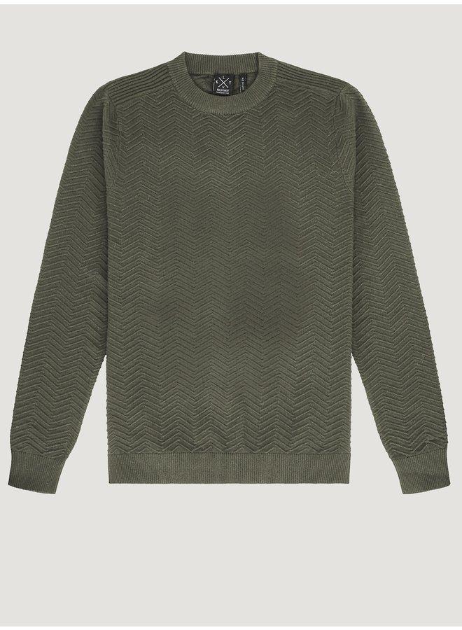 Ryan knit Army
