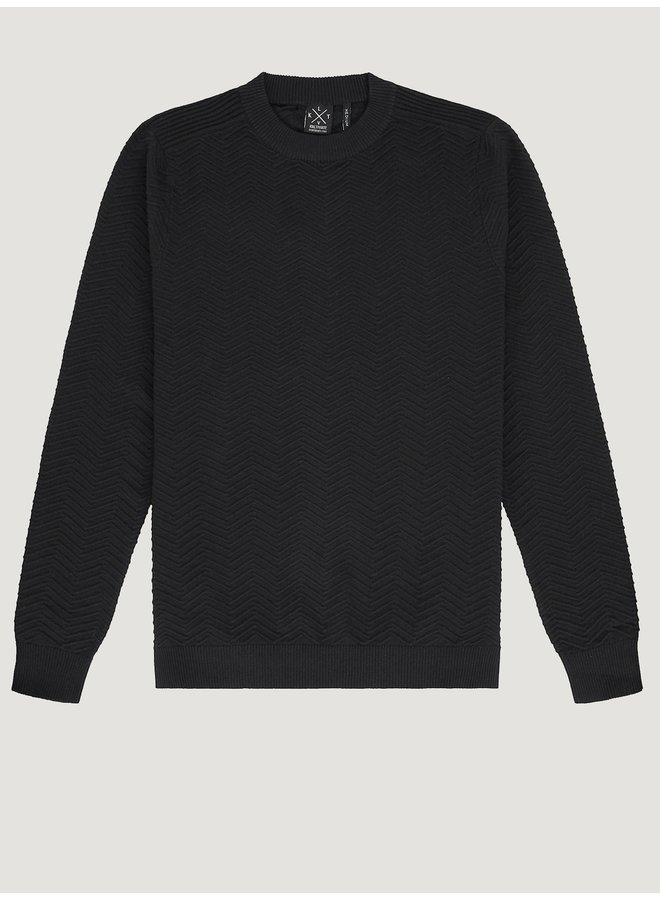 Ryan knit Black