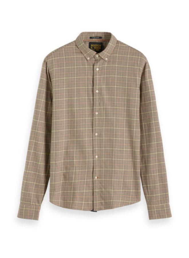 Classic Check Shirt - 152203-0217