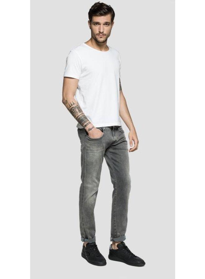 Anbass hyperflex jeans grey