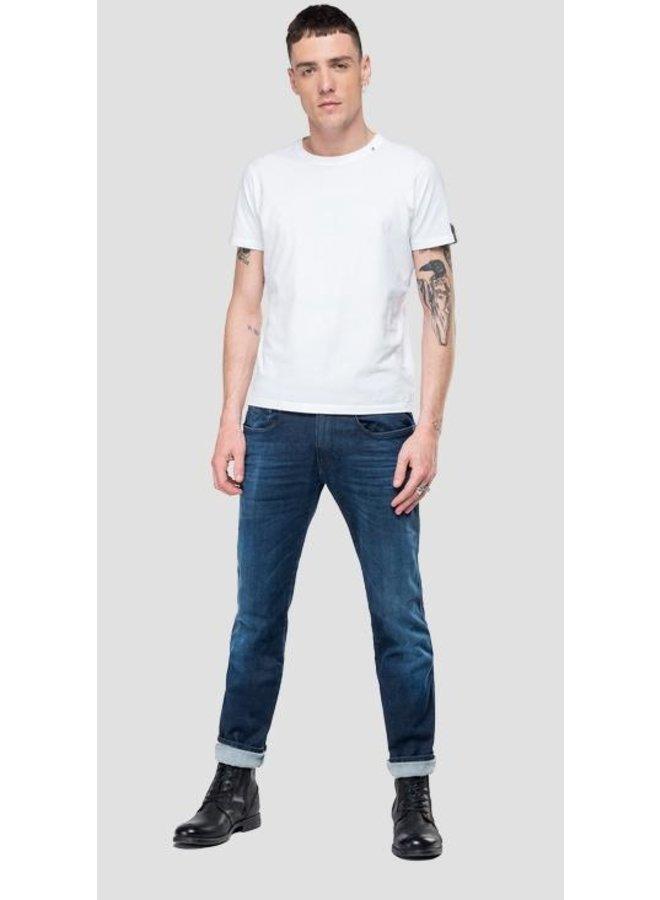 Anbass hyperflex jeans blue