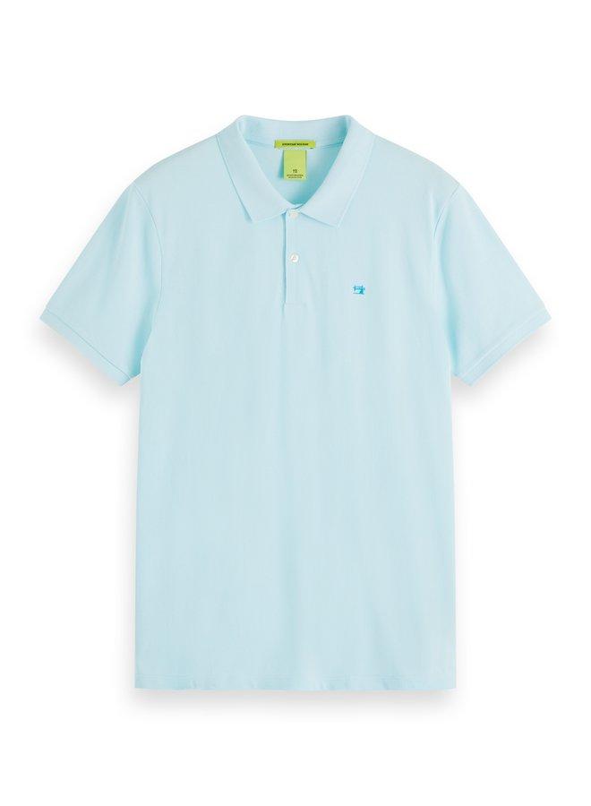 Classic Polo S/S light blue