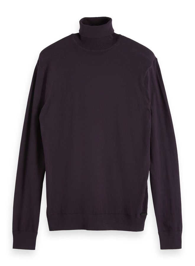 Ams Blauw Cashmere Pull - 156438-3291