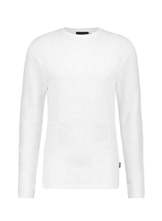 Bas Off White - ST19009-WHITE