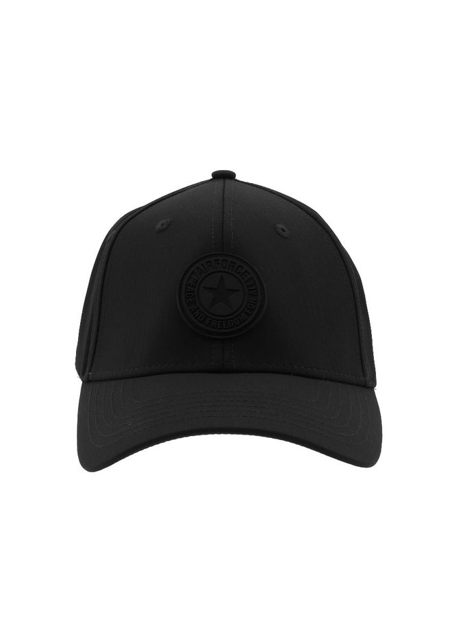 Cap true black