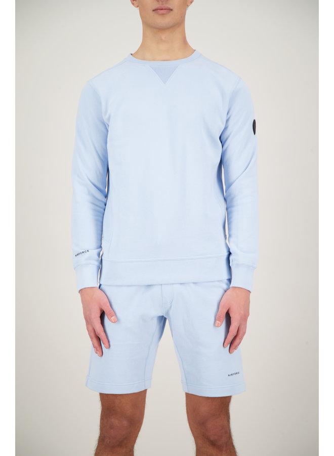 Sweater skyway blue