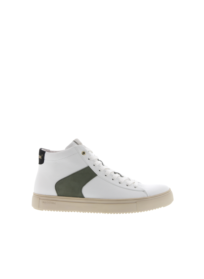 Shoe VG08 white dark green
