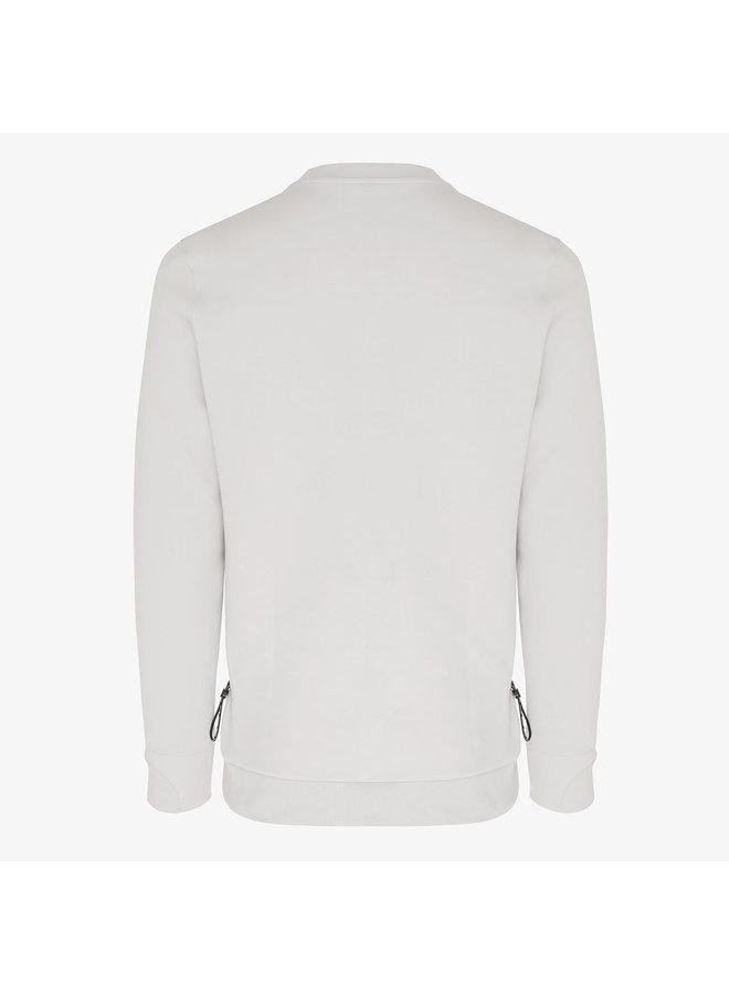 Crewneck sweat off white - 3025-1221-139