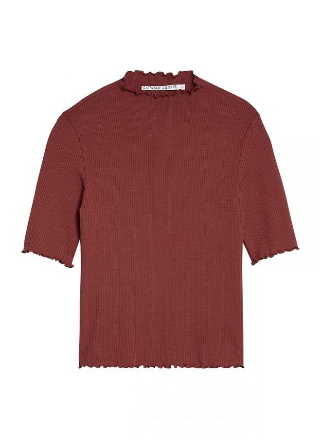 T-shirt jaffi rusty