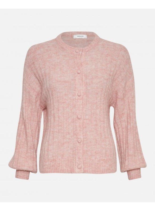 Deanna powder pink mel.- 15854-PINK