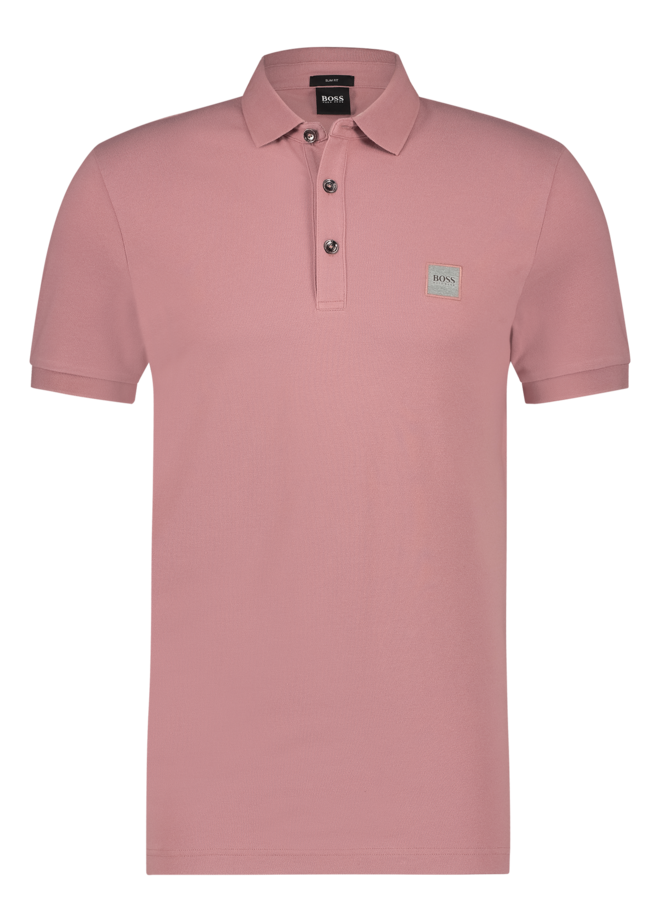 Passenger polo Light/Pastel Pink