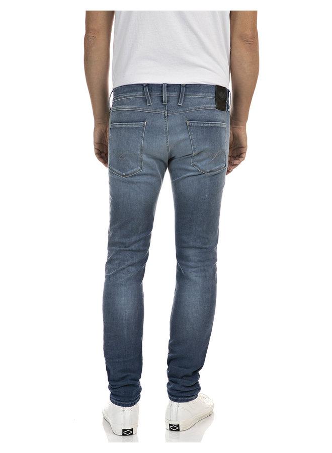 Anbass jeans medium blue - M914Y661RI14-009