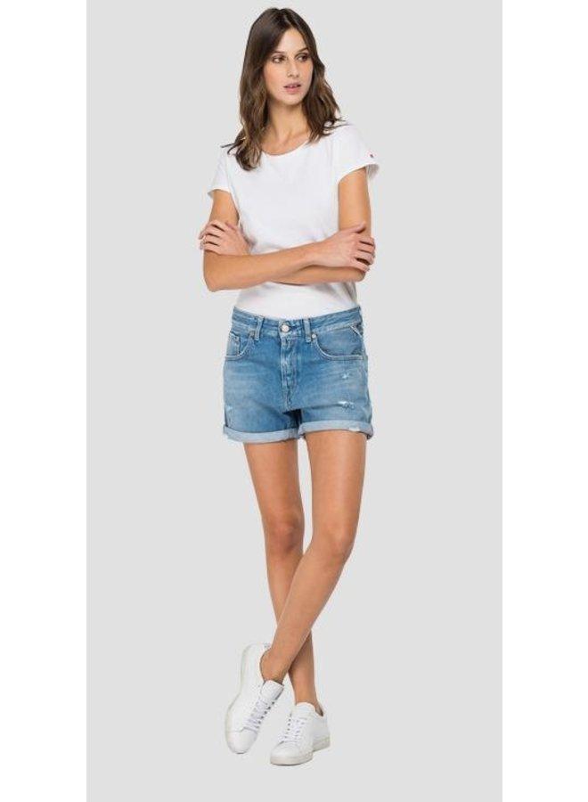 Anyta shorts medium blue - WA61110886B-009