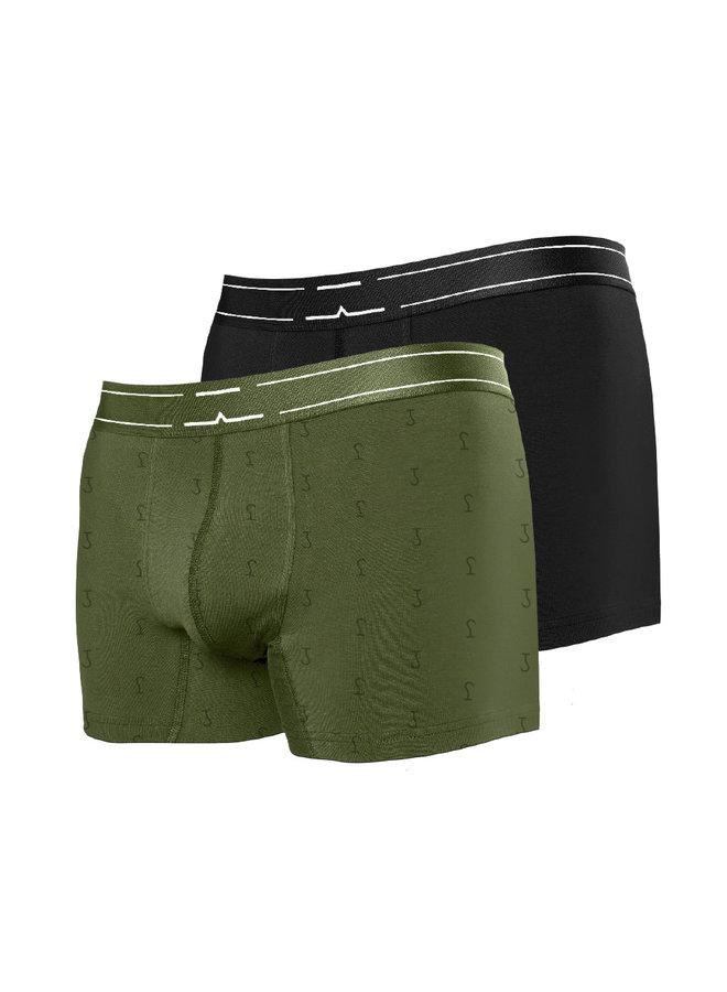 2 Pack theshort BTCH black - 2041201-901