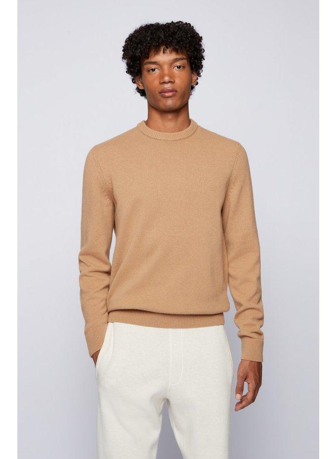 Kontreal knit beige - 50434315-262