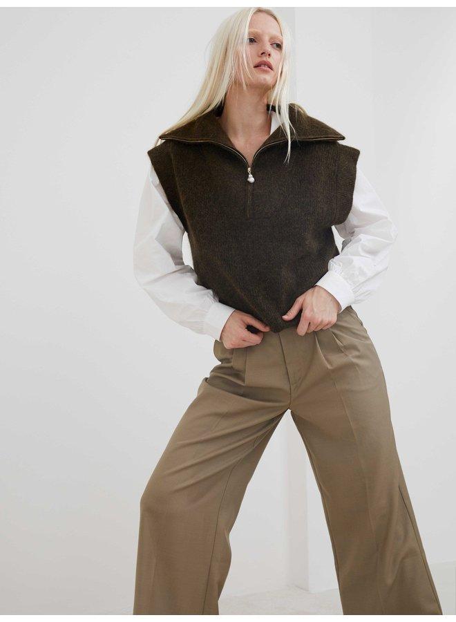 Lena knit seat turtle melange - 2102040811-286
