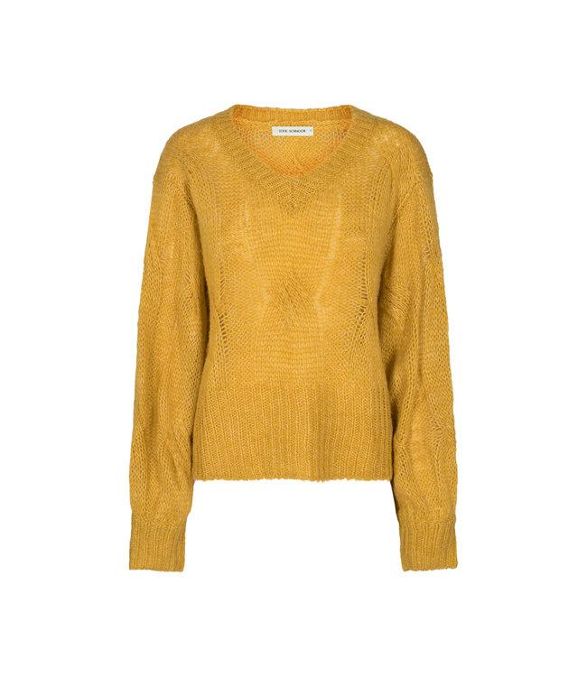 Sofie Schnoor Trui Aubree yellow