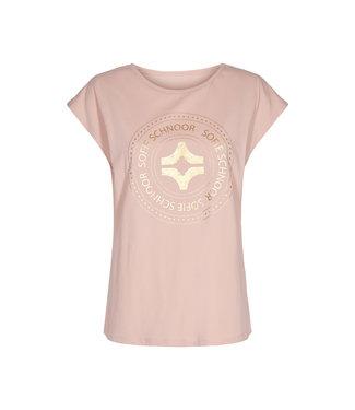 Sofie Schnoor T-shirt Nikoline light rose