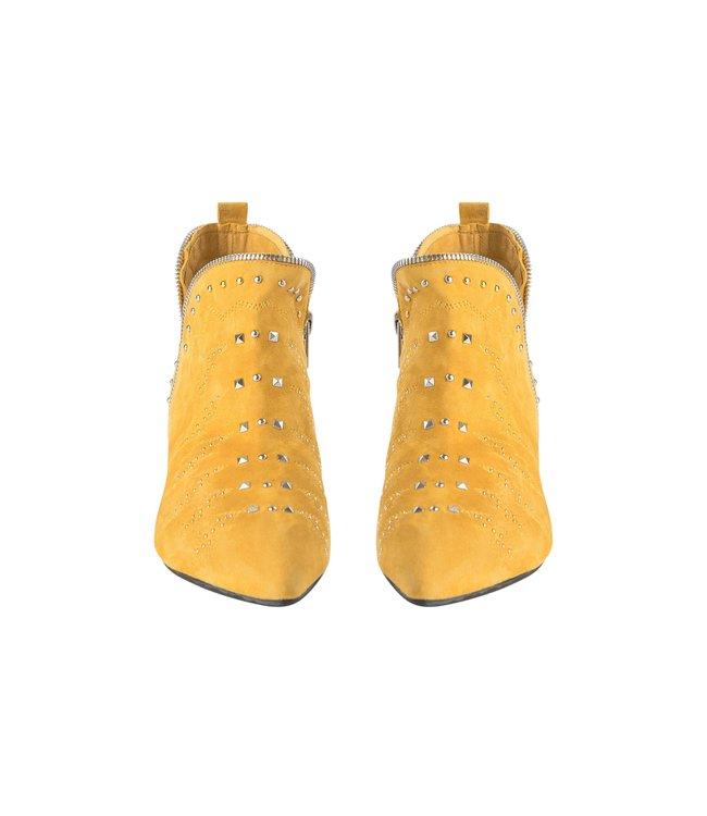 Sofie Schnoor Boots Mathilde yellow
