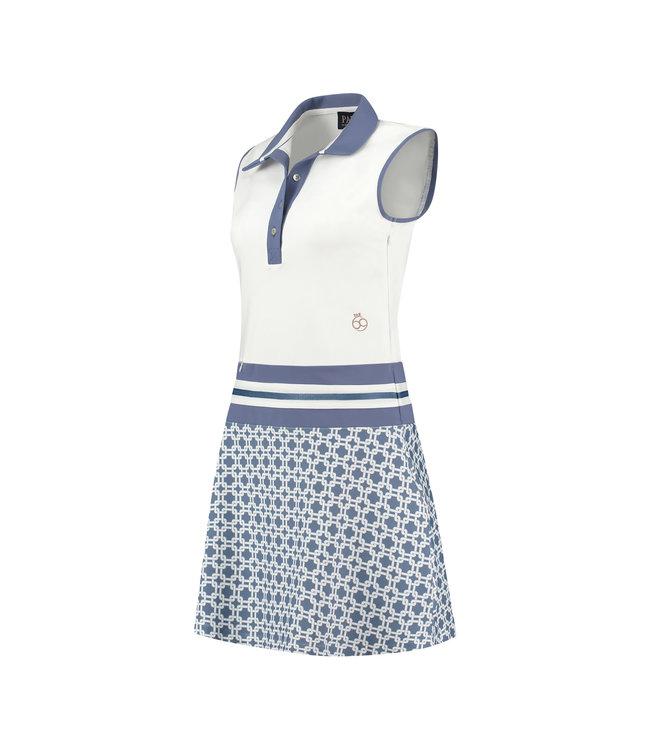 PAR69 Beaudille dress Chain print