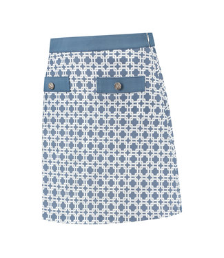 PAR69 Bucci skirt Chain print